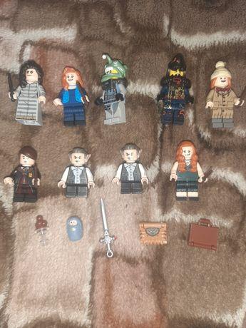 Lego Harry Potter, Ninjago Minifigurki