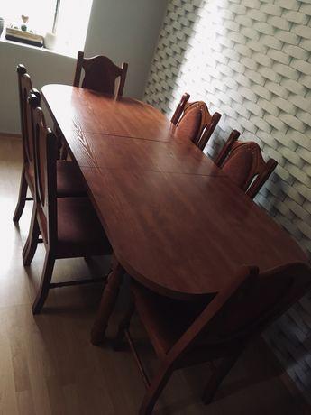 Stół 6-osobowy