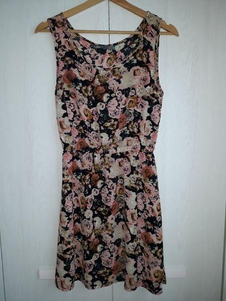 Letnia sukienka w kwiaty, House, r. S
