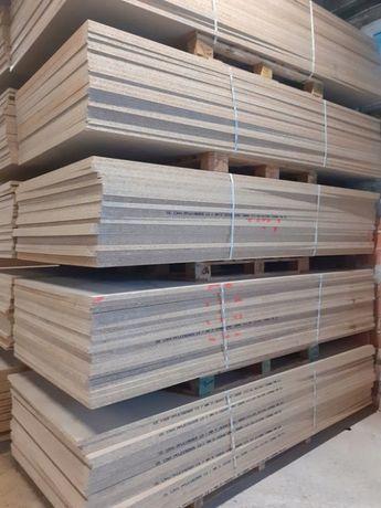 Wypełnienie regału paletowego płyta paździerzowa 268cm x 110cm