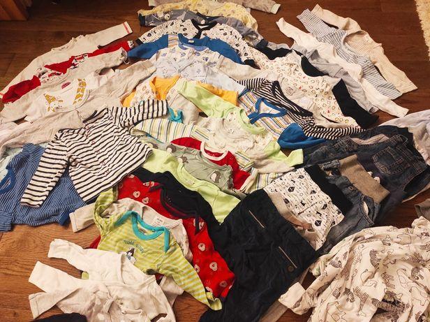 Paka ubrań niemowlęcych