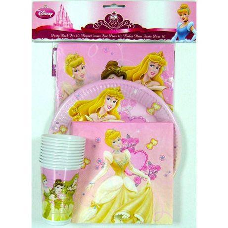 Disney Pack de Festa de Princesa