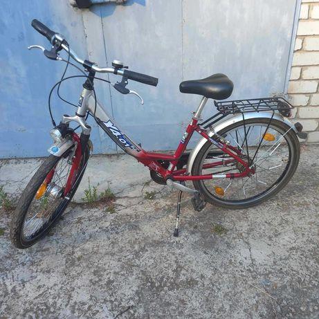 Велосипед подростковый немецкий Pegasus Y4.01