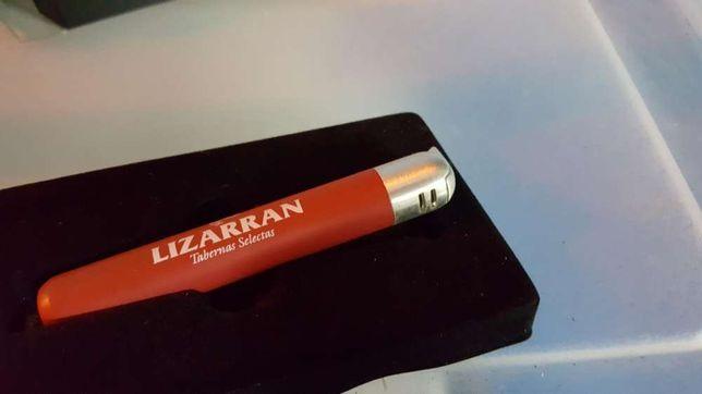 Esqueiros a gas para colecionadores da LIZARRAN