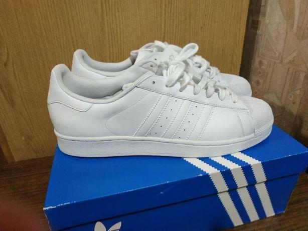 Adidas superstar foundation кожа обувь адидас 46