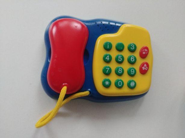 telefon zabawkowy