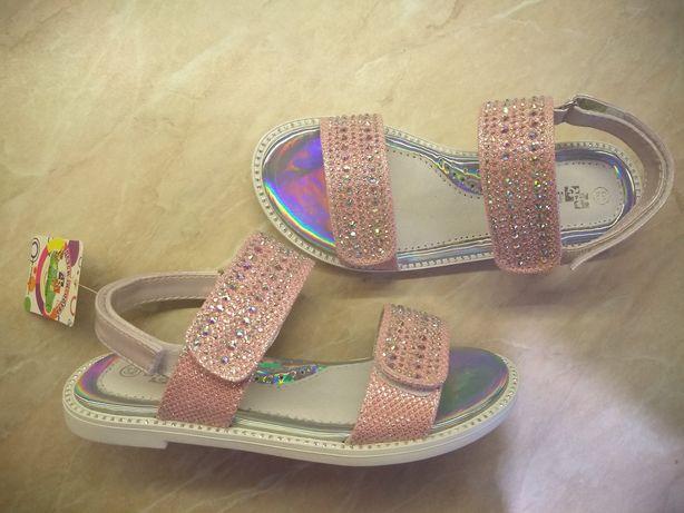 Босоножки Jong-Golf, сандали для девочки 34,37