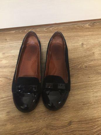 Туфлі шкіряні Little Miss
