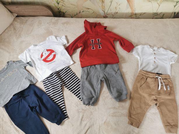 Paka 74 - 80 chłopiec zestaw Tommy, Zara, H&M, Mango, Reserved