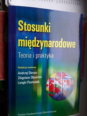 Stosunki międzynarodowe - teoria i praktyka
