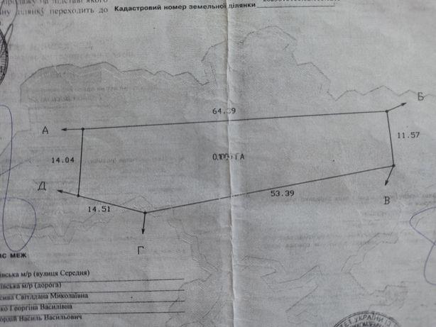 Земельна ділянка в Карпатах м. Косів