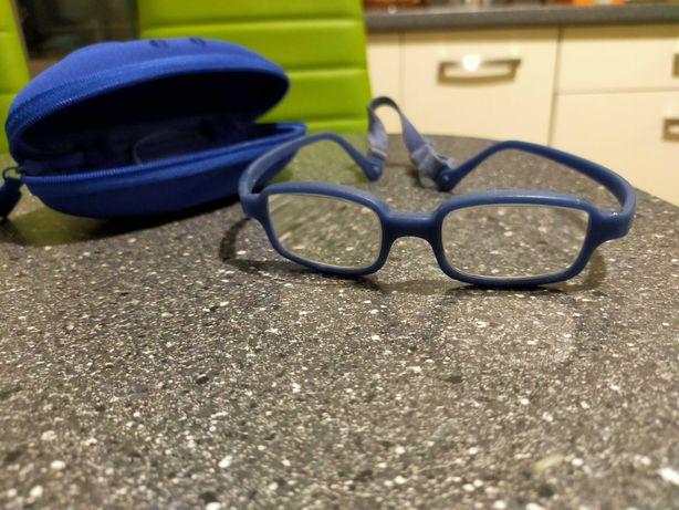 Oprawki okulary dziecko chłopiec 2-3 lata