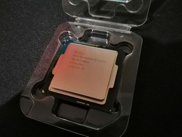 Двух ядерный процессор Intel Celeron G1820 (2 по 2.7 GHZ)