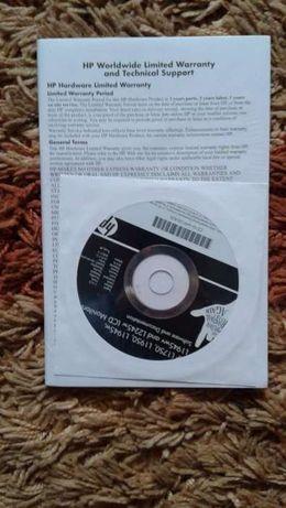 software and documentation program instrukcja monitor HP