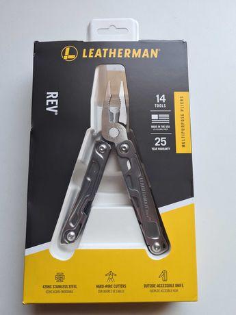 Multitool Leatherman REV made in USA