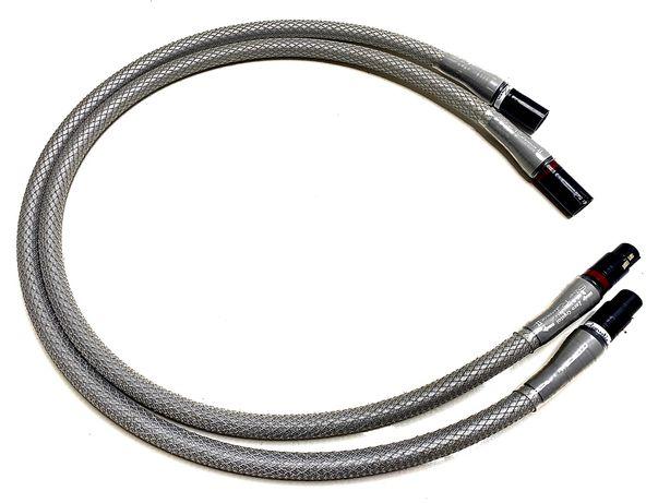 Kabel Acoustic Zen Silver Reference II XLR 1m Srebro 7N Przewód XLR