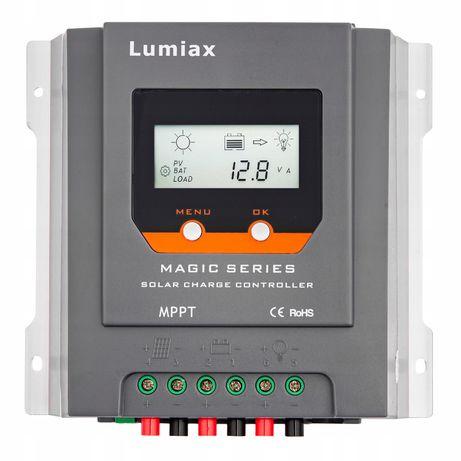 Regulator ładowania solarny 12v panel lcd 20a mppt [SOL62]