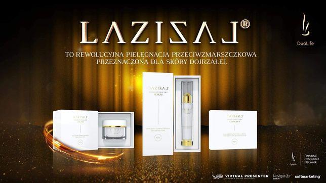 Lazizal Box serum krem+kapsułki gratis