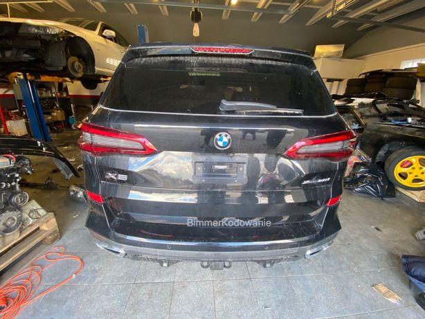 Kodowanie Przekodowanie Konwersja USA Europa BMW MGU G20 G05 G15 G01
