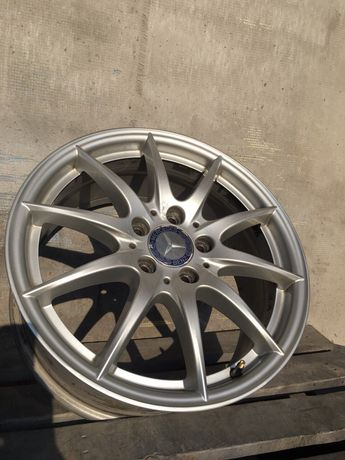 777 Оригинальные диски R17 5/112 Mercedes ML, Vito, Skoda, Volkswagen,