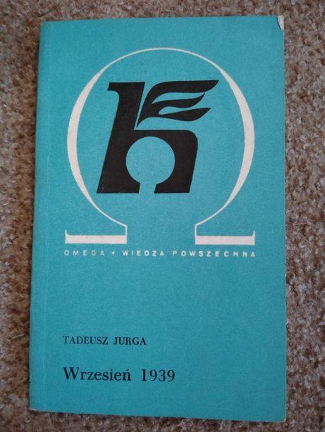 Wrzesień 1939 - Tadeusz Jurga