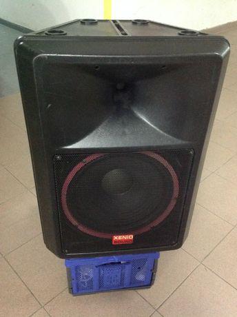 """Kolumna głośnikowa Xenio Sound Speaker System XT-15, 450 W RMS 15""""/zam"""