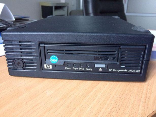 HP StorageWorks Ultrium 232 внешний ленточный накопитель