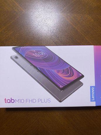 Продам новый планшен Lenovo Tab M 10 FHD plus 4/64 LTE Iron Grey