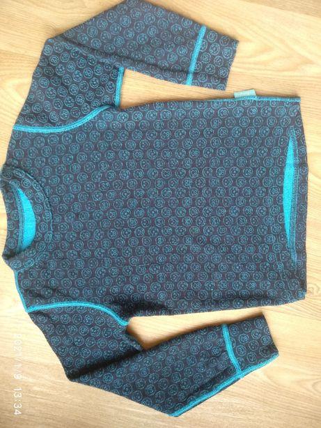 Merino wool koszulka Stillongs 5 lat 110 cm jak nowa