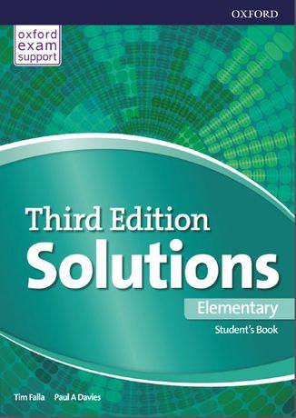 Solutions Elementary, Pre-Intermediate