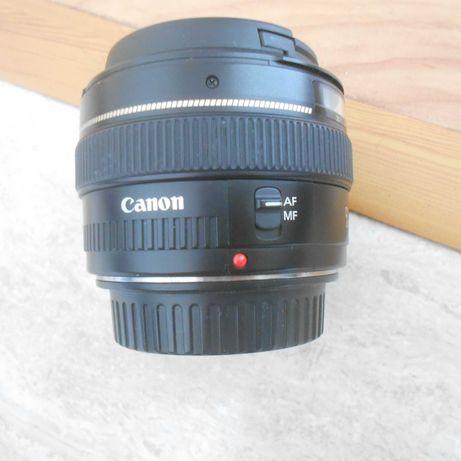 Обьектив Canon 50mm
