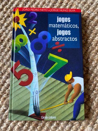 """Livro """"Jogos Matemáticos, jogos abstratos"""""""