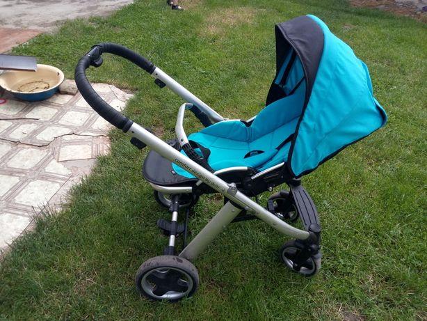 Оригінальна коляска три в одному DELTI