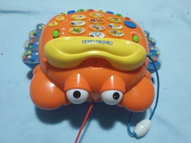 Telefon blabla krab firmy dumel Discovery