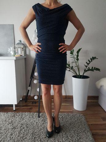 Sukienka z gołymi plecami rozmiar S, nowa z metką