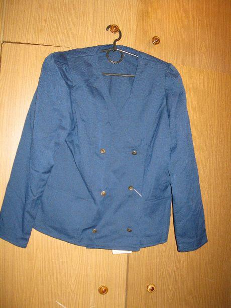 Школьная форма девочки (пиджак и юбка)