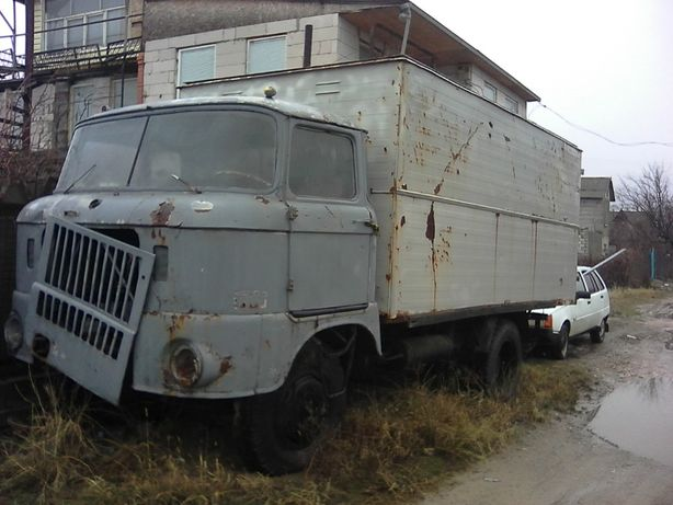 Ifa 50, ифа 50, грузовая дизель