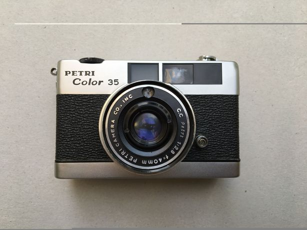 PETRI Color 35 câmara analógica manual