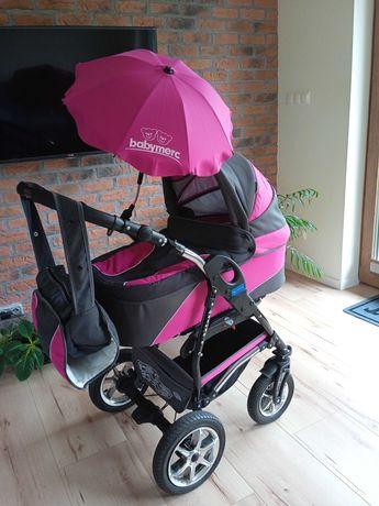 wózek 3 w 1 firmy baby-merc