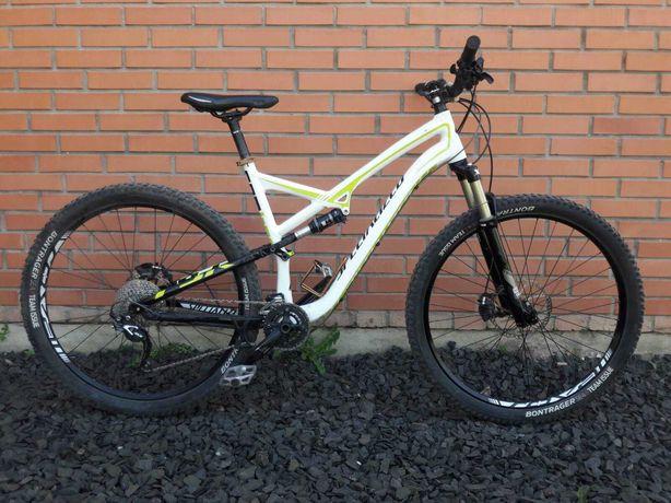 Велосипед 29 Specialized FSR підвіс XX Zee Slx вісь хл