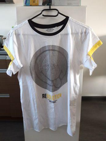 Koszulki 4 sztuki Zara, H&M, Reserved 152/158 w tym jedna nowa