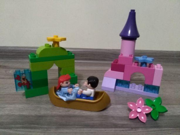 Lego duplo-Łódka Arielki