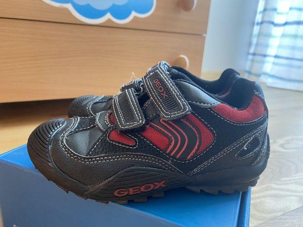 Geox 29 р 18 см ботинки кросовки демисезонные для мальчика