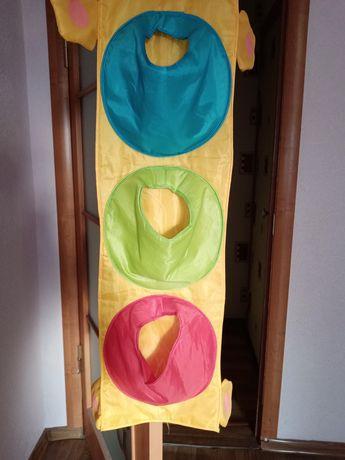 Органайзер детский для игрушек, мелочей. Цена 50гр