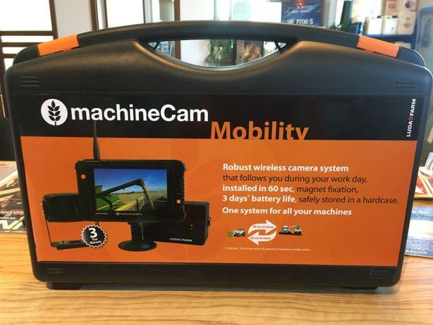 Bezprzewodowy system kamer- LUDA MachineCam Mobility + Prezent OKAZJA
