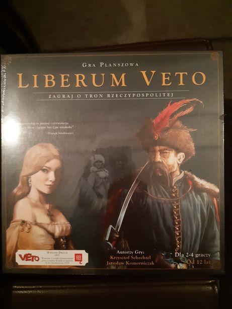 Gra planszowa Liberum Veto