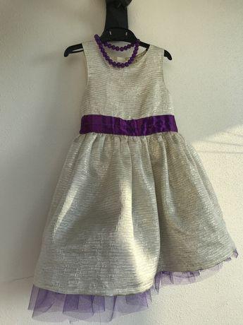 Сукня стиляги на 5-6 років