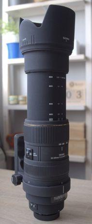 Sigma 50-500 f4.0-6,3 APO DG HSM systemu 4/3
