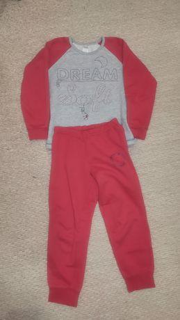 Теплая пижама Smil 110см