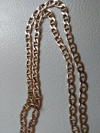 Łańcuszek gucci 585, złoty
